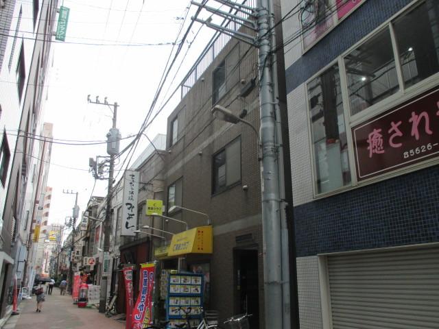 亀戸東口エトワールM・Kの外観