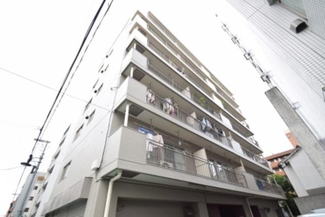 菊川ロイヤルマンションの外観
