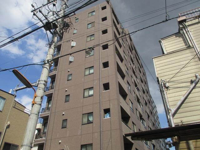 レクセルマンション錦糸町の外観