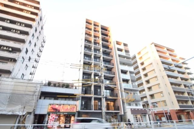 レオーネ錦糸町タワービューの外観