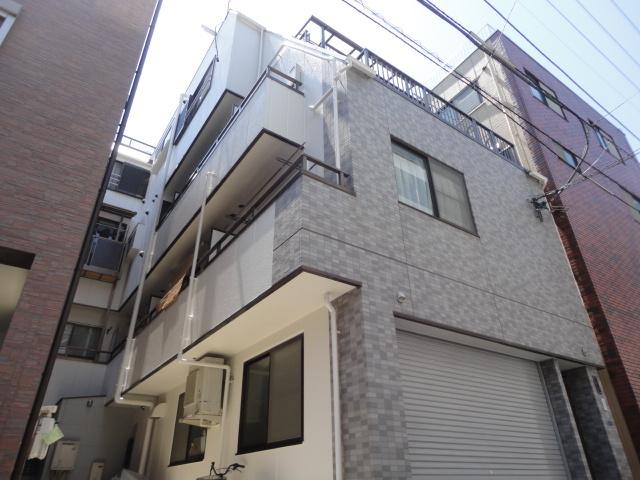 松浦ビルの外観