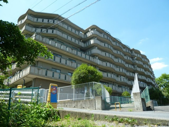 ロータリーマンション西大津ラクスヒルズ【分譲】の外観