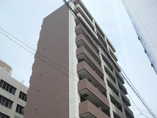 ライジングコート名古屋駅前東の外観