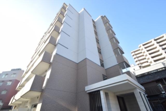 アスピラシオン名駅の外観