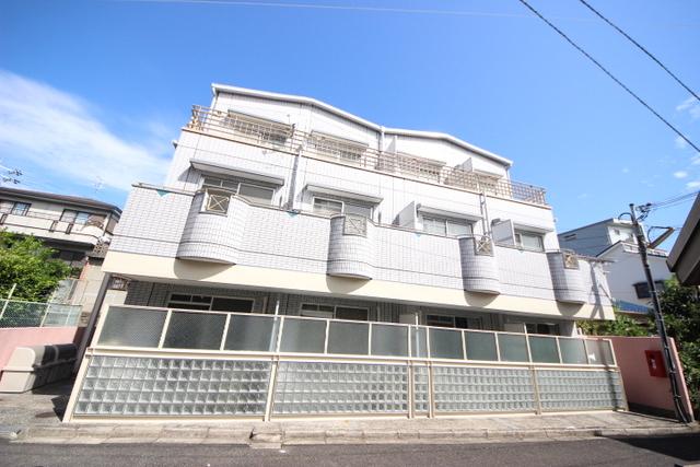 シティパレス21生駒東新町の外観