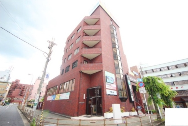 富雄駅前木村ビルの外観