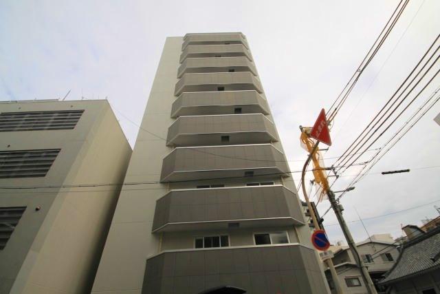 Luna Crescente Tenjin Residenceの外観