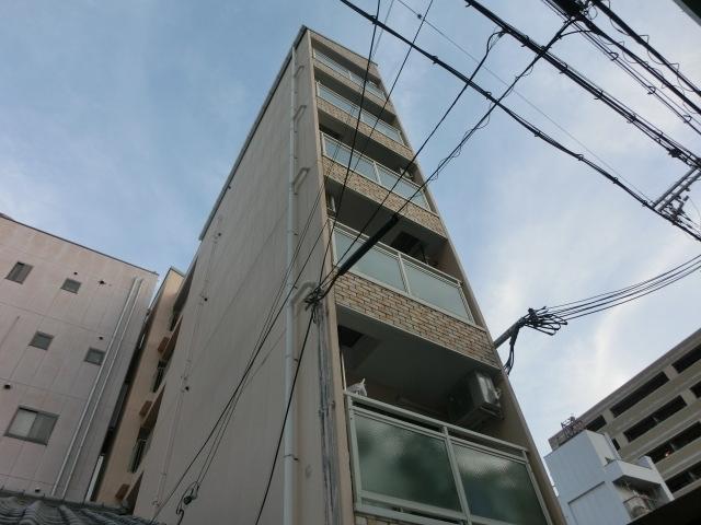 ディアコート神戸の外観