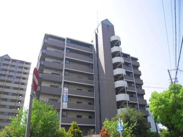 エスパシオ神戸の外観