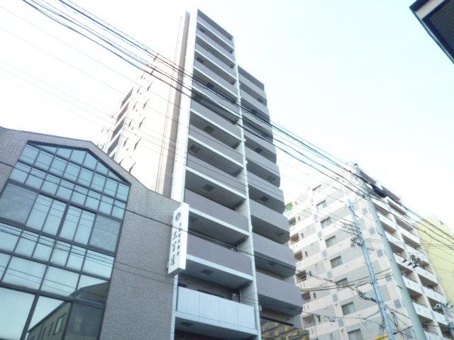 サムティグランツ神戸の外観