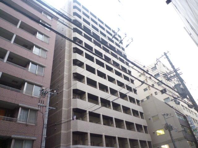 グリーン・ネス神戸駅前の外観