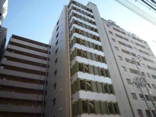 スタッツア神戸の外観
