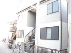 大倉山ハイツB棟