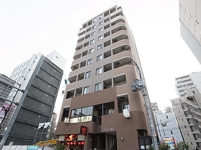 クレアール神戸の外観