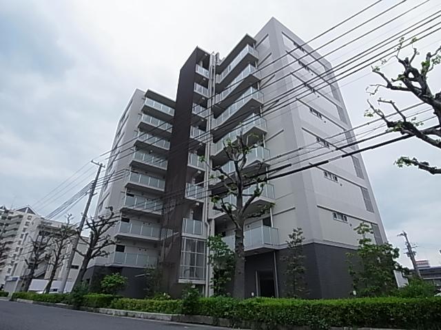 アーバネックス神戸六甲の外観
