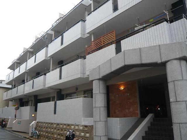 サムティ三宮東の外観