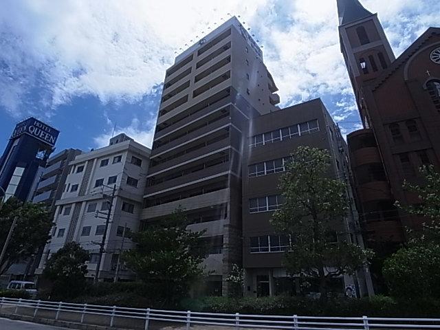 エスライズ新神戸の外観