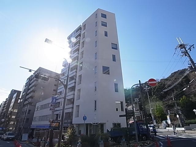 HK新神戸の外観
