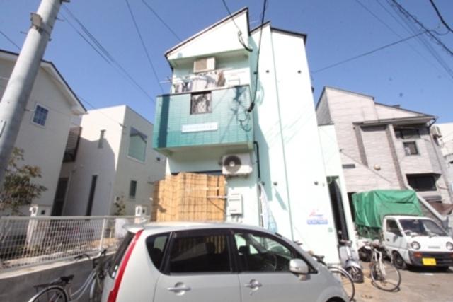コンパートハウス藤崎の外観