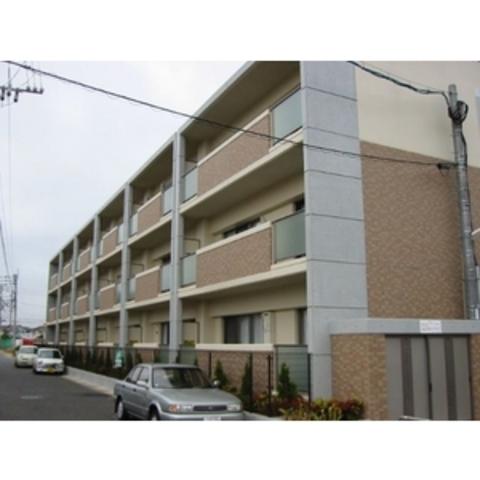 グランメール横浜の外観