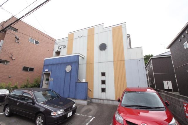 クレフラスト小戸B棟の外観