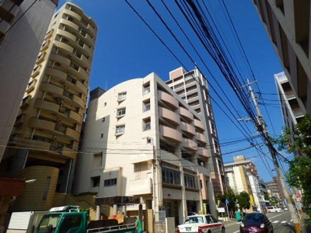 ステイタスマンション博多駅前の外観
