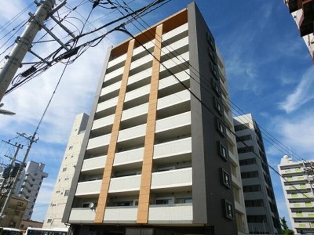 S‐FORT筑紫通りの外観