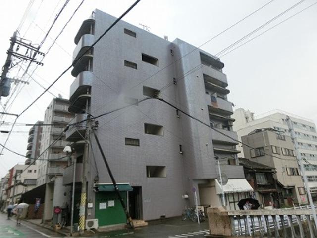 KM今川ビルの外観