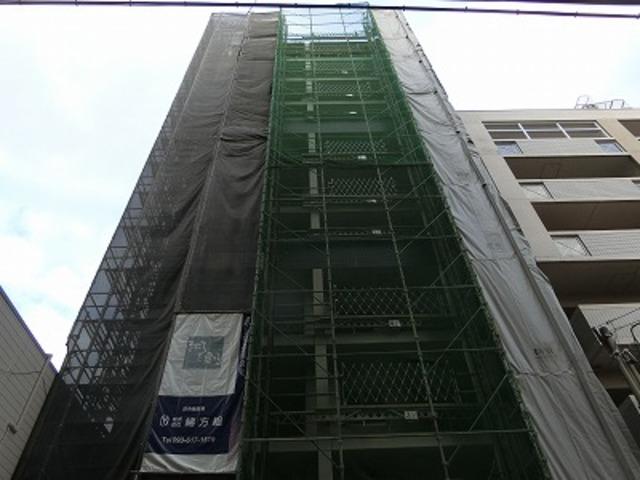 (仮称)大橋1丁目新築マンションの外観