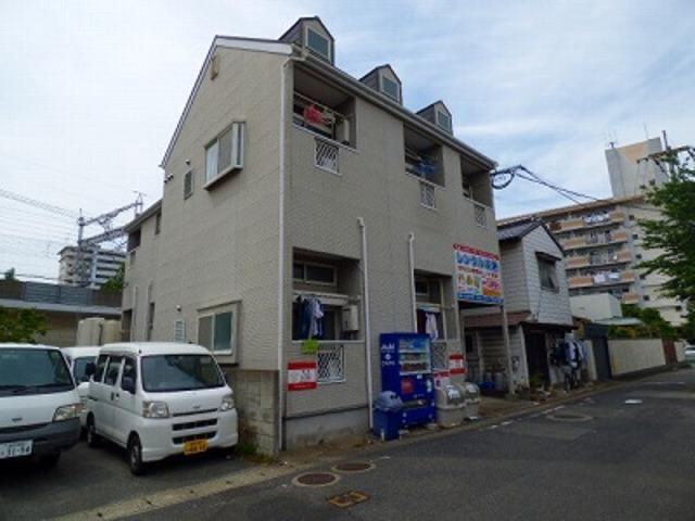 マキシム博多駅東の外観