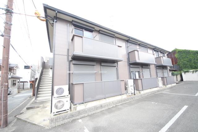 奈良町サイド・シヅの外観