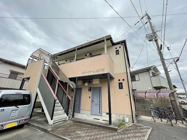 サニーホーム西大寺の外観