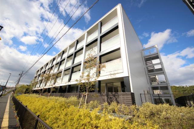 K-TERRACE学研奈良登美ヶ丘 北棟の外観