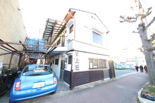 添上荘の外観