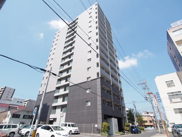 UURコート名古屋名駅の外観