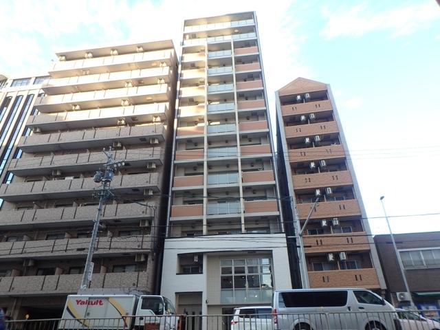 エステムプラザ名古屋駅前プライムタワーの外観