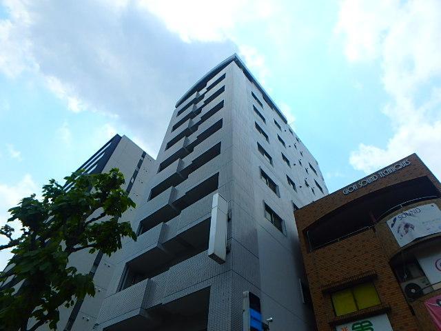 上前津光菱ビルの外観
