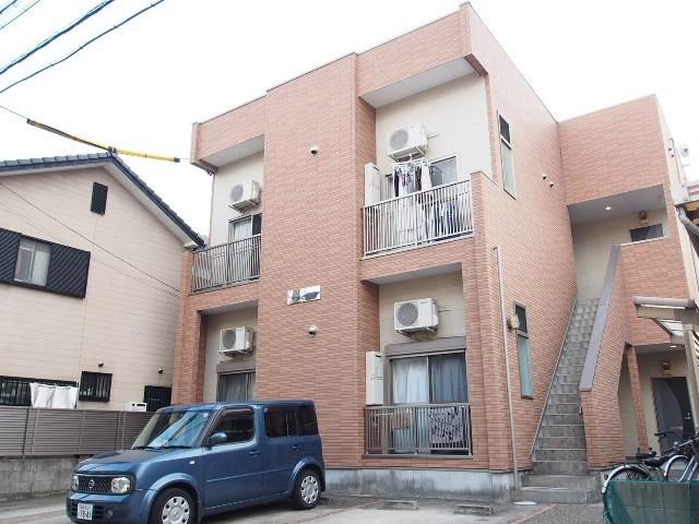 Villa志賀本通の外観