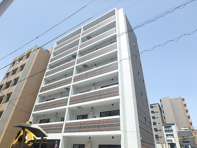 Residence Nagoyaの外観