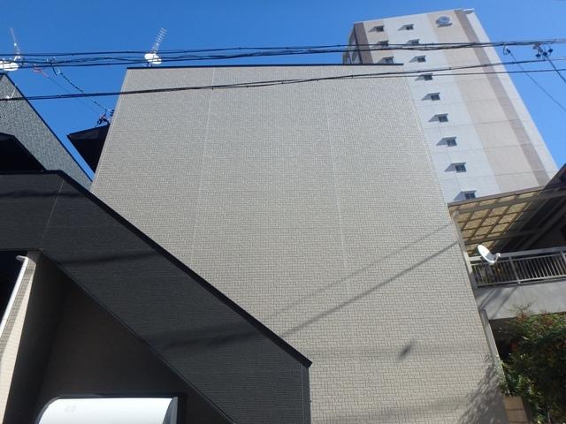 TATERU Apartment2東山町2D棟の外観