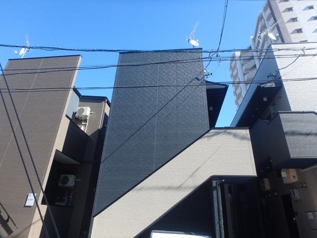 TATERU Apartment東山町2C棟の外観