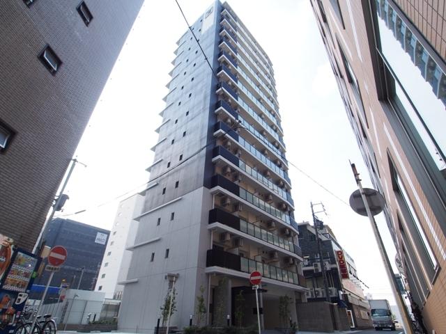 エステムコート名古屋ステーションクロスの外観