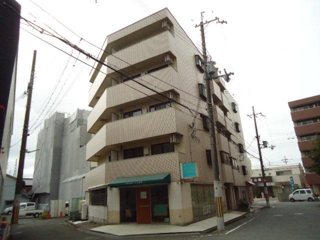 M'PLAZA津田駅前壱番館の外観