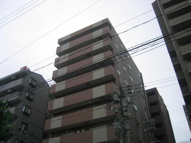 M'PLAZA 香里壱番館の外観
