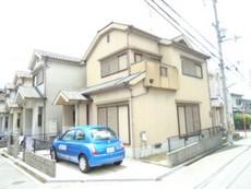 枚方市津田駅前