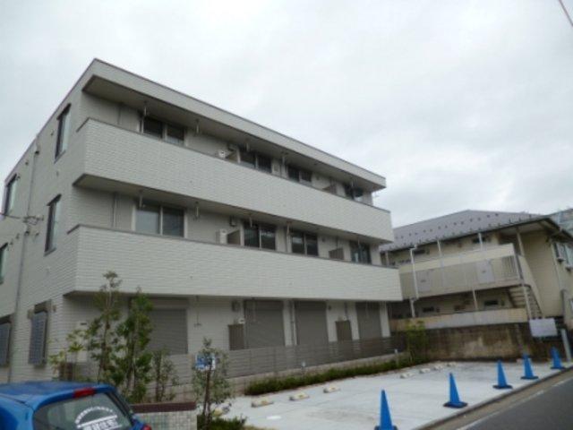 MYコート堀ノ内の外観