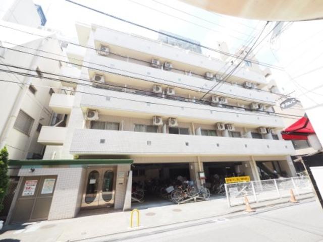 Hoshi三鷹第二マンションの外観