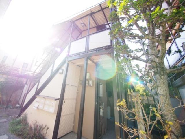大蔵荘の外観