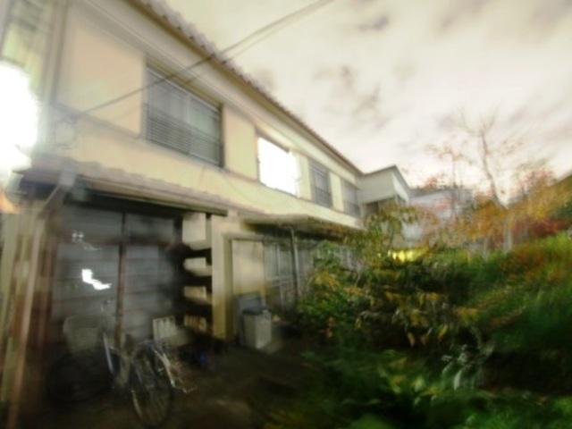 榊原荘本館の外観