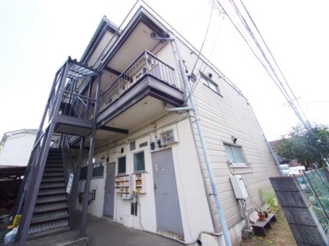 ハウス富士見の外観